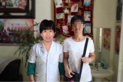 【都说郑州长江医院人流好】输卵管堵塞患者 在长江当上了妈妈