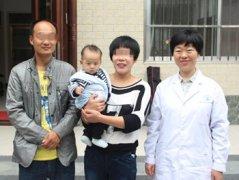郑州长江不孕不育医院怎么样【二胎艰辛求子路 风雨同舟遇长江】