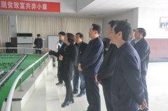 省教育厅厅长朱清孟到封丘调研黄河滩区居民迁建工作
