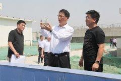 市长刘尚进现场督办中央环保督察组交办问题整改工作