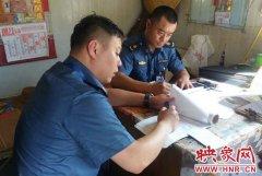 郑州开展非法驾校专项整治行动 一天取缔两所非法驾校