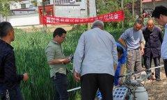 县农机局开展送农机新技术下乡活动