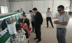 县农技总站班子成员深入共建村共同商讨脱贫新思路