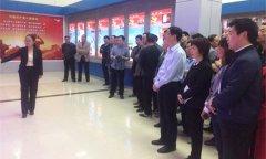 县农机局赴漯河市廉政警示教育基地参观学习