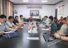 市关工委主任王俊才到我区调研基层关工委工作