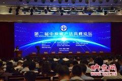 河南省法学会破产法学研究会成立大会暨第二届中原破产法高峰论坛在郑州举行