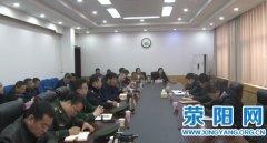 郑州市政府消防工作考核组到我市督促指导消防工作