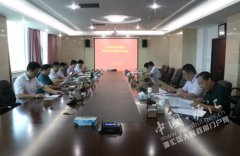 王继周主持召开区委书记专题会暨巡察工作领导小组工作会