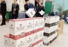 郑州警方破获特大假红酒案 涉案价值1800余万元