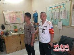 郑州:醉酒少年行李被骗 街头提刀欲报仇