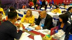 郾城区组团参加第十二届中国(河南)国际投资贸易洽谈会