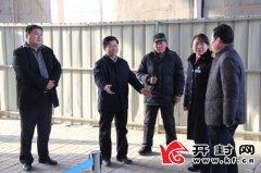 市安全生产监督管理局扎实开展春节期间安全防范工作