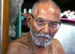 印度120岁僧侣:长寿因保持处男之身