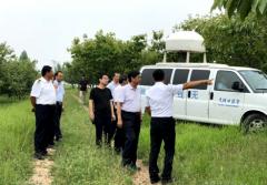 镇平昊龙通用机场完成电磁环境测试