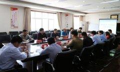 舞阳县举办健康促进企业现场观摩交流会