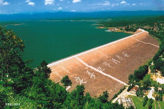 南湾湖风景区