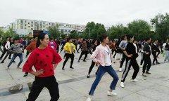 """县文化广电旅游局举办""""幸福舞阳健康舞""""免费培训班"""