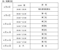 河南省第十三届运动会社会组・省辖市、省直管县(市)组围棋比赛即将开始