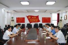 县委书记李高岭调研教育行业扶贫及教育教学工作