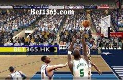 《NBA Live05》携手BET365体育在线在竞技中证明实力
