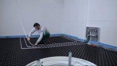 地暖模块改变中国地暖安装方式