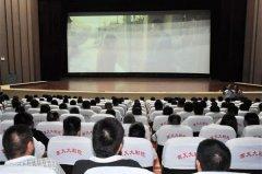 我县隆重上演电影故事片《李学生》