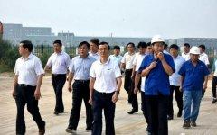 濮阳县开展2018年上半年重点工作观摩活动