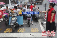 郑州警方重拳出击治理交通违法 一个月拘留妨碍执行公务违法人员23人