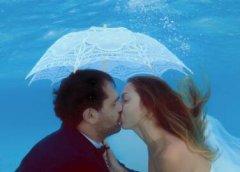 拍水下婚纱照要注意什么 拍摄技巧有哪些