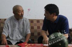 市长刘尚进看望慰问军属和优抚对象