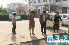 【国家卫生城市复审曝光台】市创建办督导金寨乡、王村镇问题整改情况
