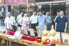驻马店市文化产业项目观摩活动举行