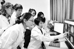 河南女医生当选国际医学磁共振学会理事 弥补中国缺席之憾