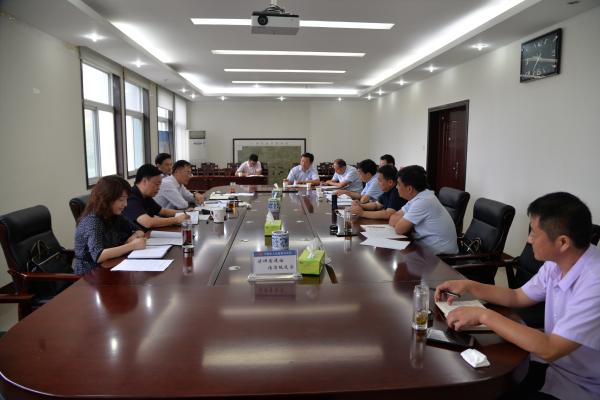宁陵县政府领导班子召开巡视整改专题民主生活会