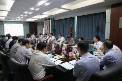 市长刘尚进主持召开会议专题研究和谋划明年城建重点项目