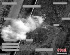 """美军官员称""""伊斯兰国""""仅剩1.2万至1.5万武装分子"""