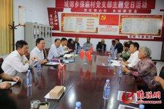 市委常委、宣传部长王全周深入睢县暗访指导脱贫攻坚工作