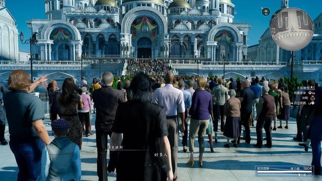 最终幻想15评测:华丽、混乱、仓促的十年之约