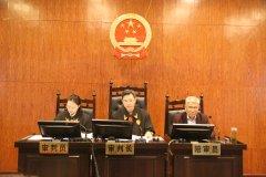 山阳法院院长朱战利开庭审理首例涉恶案件 - 焦作山阳区法院网