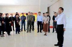 市委党校副处级干部和市直科长培训班到宁陵开展现场教学活动