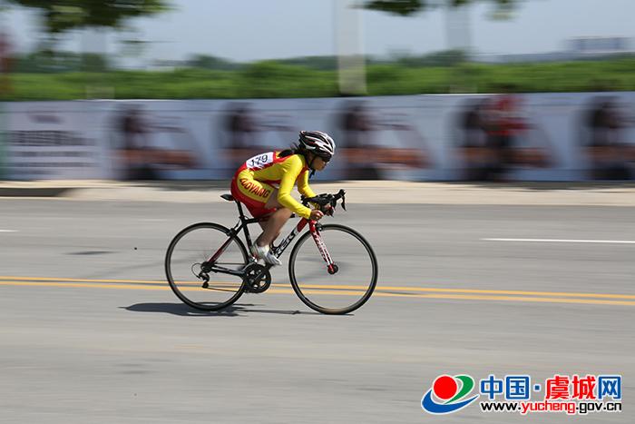 体彩・环中原2017年自行车公开赛将在虞城县开赛