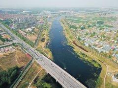 郑州千古名河索须河展新颜 新增水面1300多亩