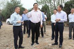 市长刘尚进参加市政府第四十四次城建交通工程周例会