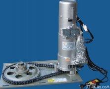 安装卷帘门电机有方法  卷帘门电机主要特点