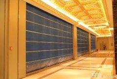 防火卷帘门的作用效果 防火卷帘门安装使用说明