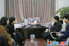 县委宣传部组织收听收看十九大开幕盛况