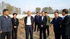 省委省政府第四环保督察组副组长杨京伟到我县督察环境保护工作
