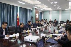 市长刘尚进主持召开市政府第31次重点项目建设周例会