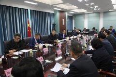 市长刘尚进主持召开市政府第49次城建交通工程周例会