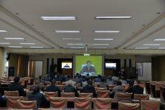 我县组织收听收看非洲猪瘟防控工作电视电话会议